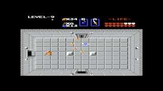 Legend of Zelda NES Full walkthrough