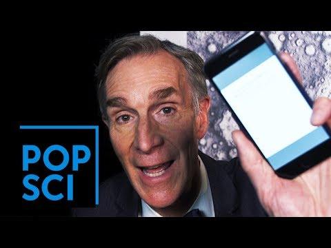Bill Nye Responds to Anti-Science Tweets