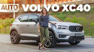 Volvo XC40: a maior aposta da montadora para conquistar novos clientes