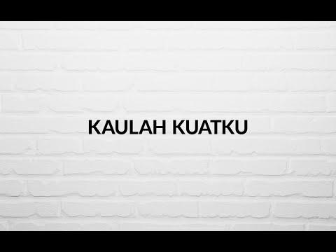 Kaulah Kuatku - IFGF Praise (Lyric Video)
