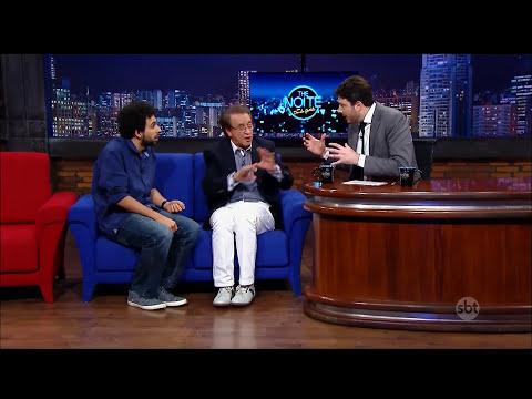 The Noite (16/10/14) - Entrevista com Carlos Villagrán