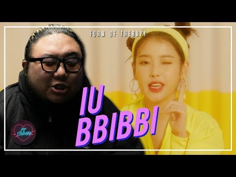 "Producer Reacts To IU ""BBIBBI"""