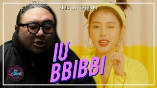 Producer Reacts To Iu 34 Bbibbi 34