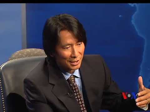 VOA Town Hall meeting with Burmese gov.- Spokesman U Ye Htut