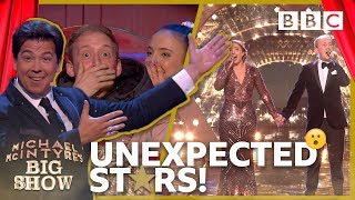 Michael 39 S Horror Show For Unsuspecting Couple Ends In Tears Of Joy Bbc