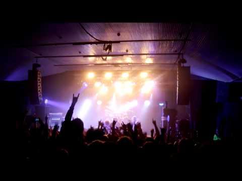 In Flames - Bullet ride (Live at teaterladan in Huskvarna, Sweden 2012)