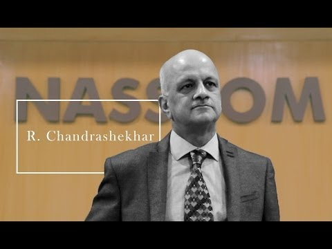R. Chandrashekhar, President, NASSCOM on his experience in E-Governance
