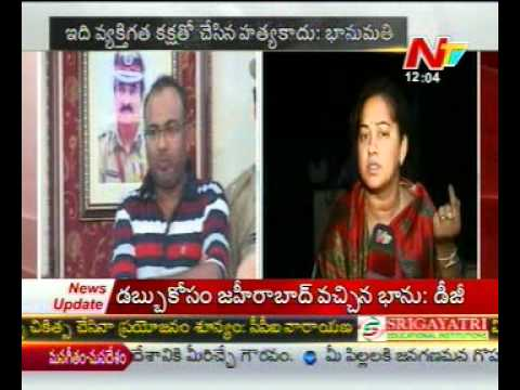 Face to Face with Suri's wife Gangula Bhanumathi on Bhanu Kiran Arrest