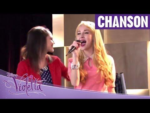 """Violetta saison 2 - """"Hoy somos mas"""" (épisode 17, Ludmila) - Exclusivité Disney Channel"""