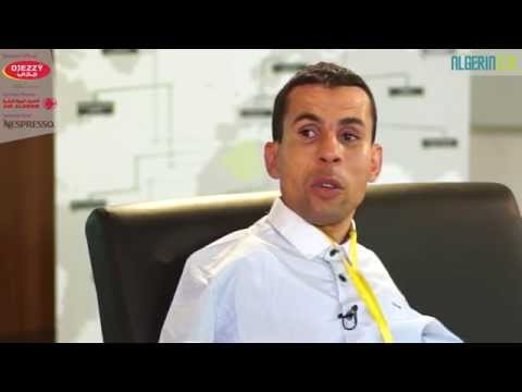 Interview de Monsieur Madi Krimo au #algeria20 , Algeria 2.0 #web 2014