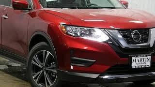New 2019 Nissan Rogue Skokie IL Chicago, IL #N9800