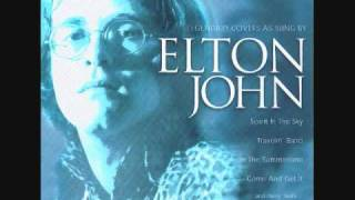 Watch Elton John Travellin Band video
