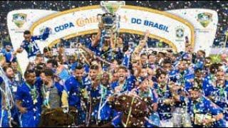Cruzeiro x Flamengo pênaltis
