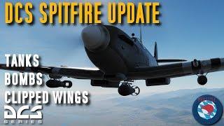 DCS Spitfire Updates - July 2018