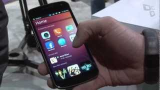 Ubuntu Phone_ bela interface e bom desempenho [CES 2013] - Tecmundo