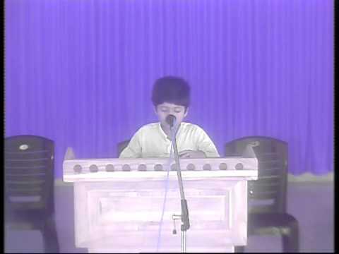 Sahithya Samajam-2 speech Suhail