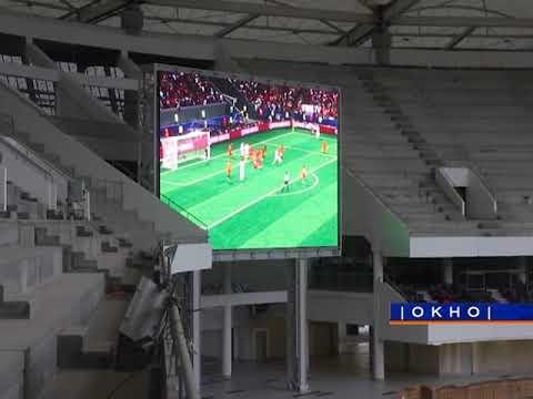 Стадион «Ростов-Арена» готовится принять матчи Чемпионата Мира по футболу 2018