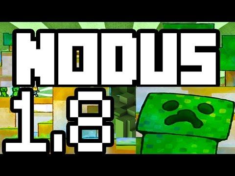 Minecraft - Nodus 1.8 - 1.8.1 Hacked Client - WiZARD HAX