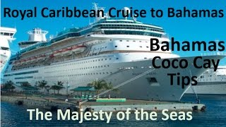 Royal Caribbean Cruise to Bahamas Dec 2016