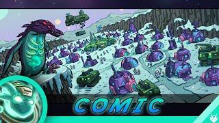 IRON MARINES-Updated Comic(all cutscenes)