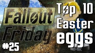 Top 10 Easter Eggs in Fallout 4 (so far) - Fallout Friday