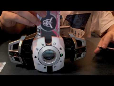 Kamen Rider Decade Henshin Belt DX DecaDriver Review