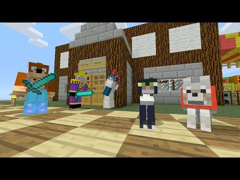 Minecraft Xbox - Milk Bar [159]