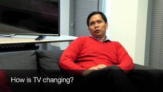 Galileo Destura, uWand founder_ How TV is changing and the need for a new remote control