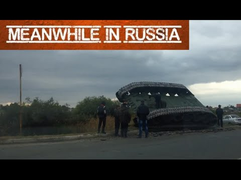 Another Normal Day In Russia