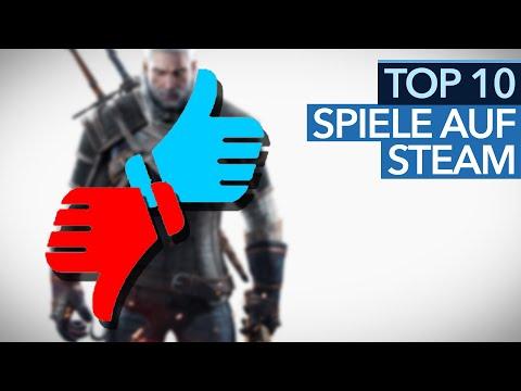 Die 10 besten PC-Spiele nach Steam-Reviews