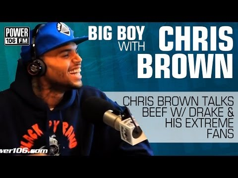 Chris Brown Talks Beef With Drake, Jay-Z, His Extreme Fans and Gets Put On The Raft