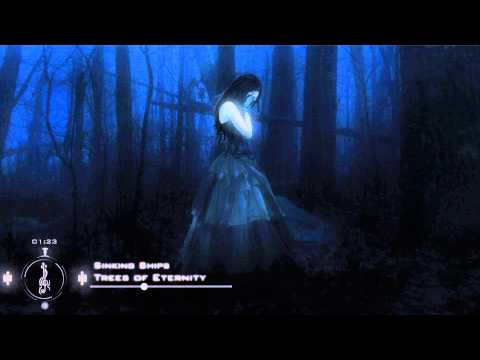 Trees of Eternity - Sinking Ships (Rainy mood mixed)  with Lyric