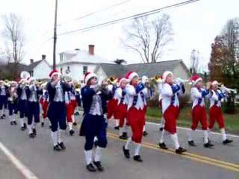 Lewis county High SChool Marching Minutemen