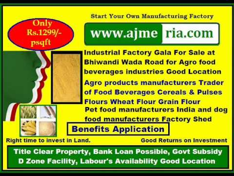madam agro food opposite gala for sale bhiwandi wada