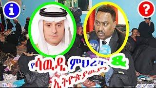 የሳዉዲ ምህረት እና ኢትዮጵያዉያን - Ethiopia in Saudi Arabia today - DW