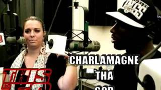 Charlamagne isn't scared of Diddy & wants Chris Bosh to come out the closet