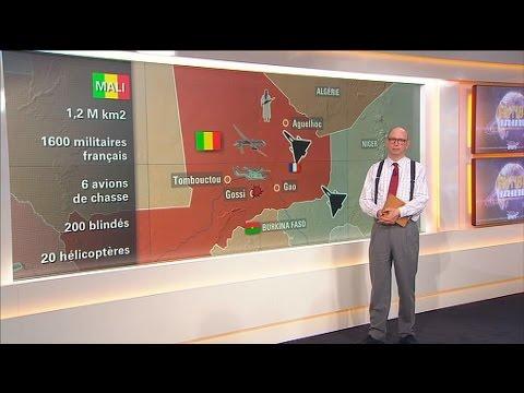 """Crash d'un avion d'Air Algérie au Mali: """"Des jihadistes se cachent toujours dans le pays"""" - 25/07"""