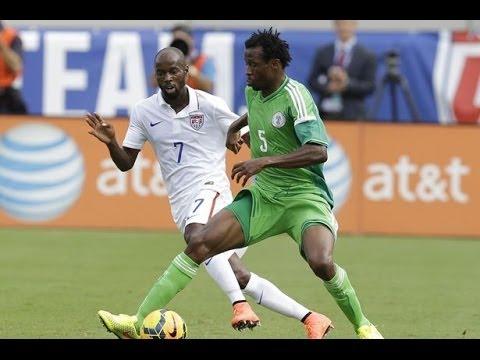 İran vs Nigeria 0-0 Highlights İran 0-0 Nijerya Maçın Özeti World Kup 16-04-2014
