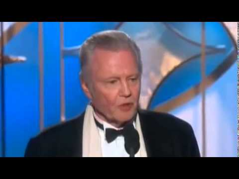 Jon Voight wins Golden Globe Awards 2014 | HD