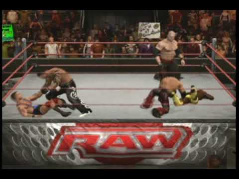 Smackdown vs RAW 2010 CAW Road to Wrestlemania part 2
