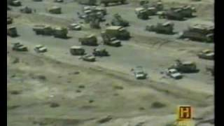 Video: Iraq's 'Highway Of Death', Kuwait 1991