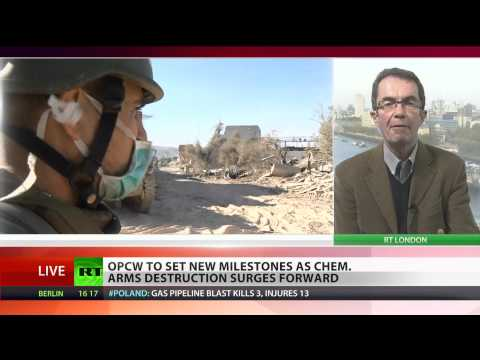 Toxic Baggage: Albania refuses to host Syria's chem weapon destruction