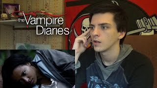 The Vampire Diaries - Season 1 Episode 8 (REACTION) 1x08