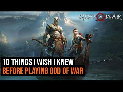 10 Things you should know Before Playing God of War thumbnail
