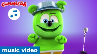 "Gummibär - ""I'm A Scatman"" Music Video - The Gummy Bear Cover Song"