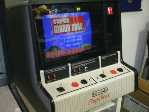 Nintendo PlayChoice 10 Arcade Machine Review