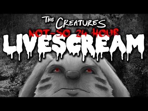 The Creatures LIVESCREAM Announcement