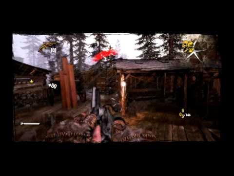 Call of juarez gunslinger (Серия №2) Дуэль с сомом