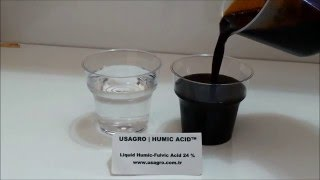 Super Humic + Fulvic Acid 24% | USAGRO Plant Fertilizer