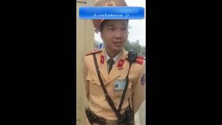 Trần Truồng: bem csgt hà nội bắt lỗi sai làn KHÔNG khách quan Chùa Bộc - Thái Hà